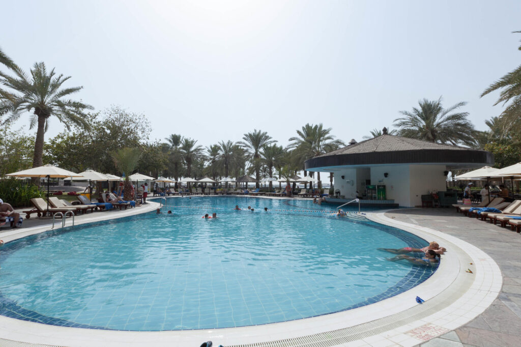 The Pool at the Sheraton Jumeirah Beach Resort