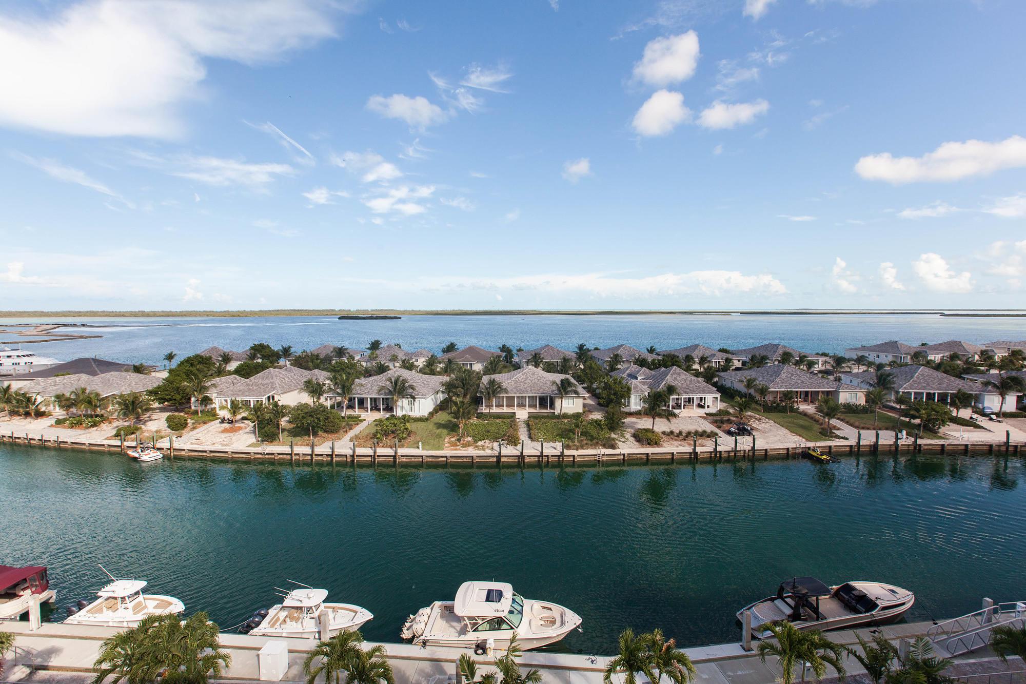 Relaxation Area at Hilton at Resorts World Bimini