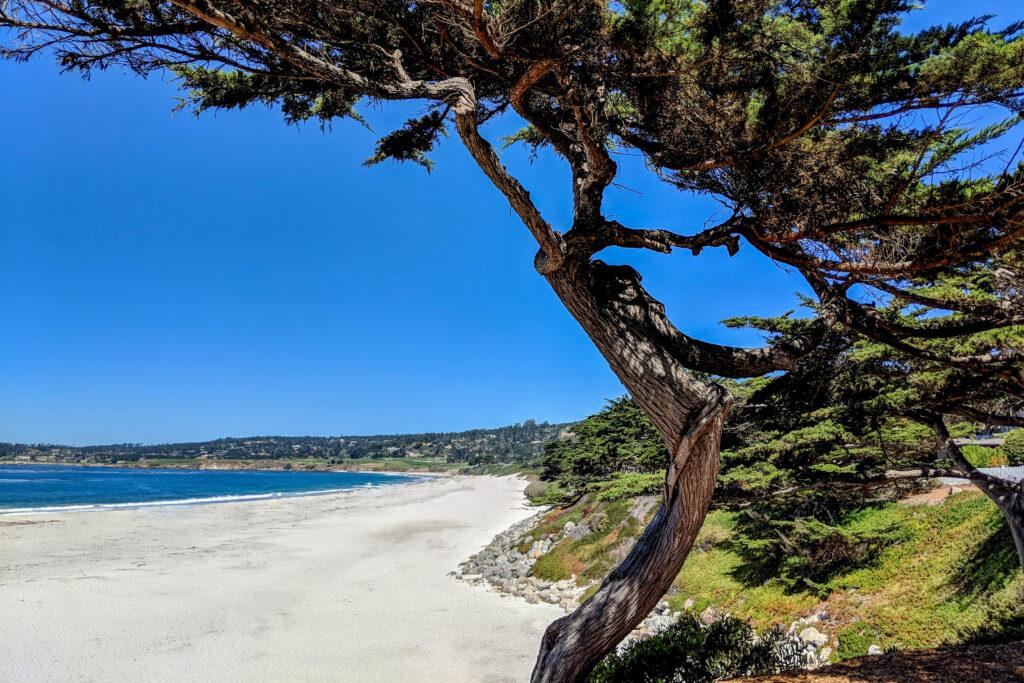 Carmel Beach, Carmel-by-the-Sea, CA, USA