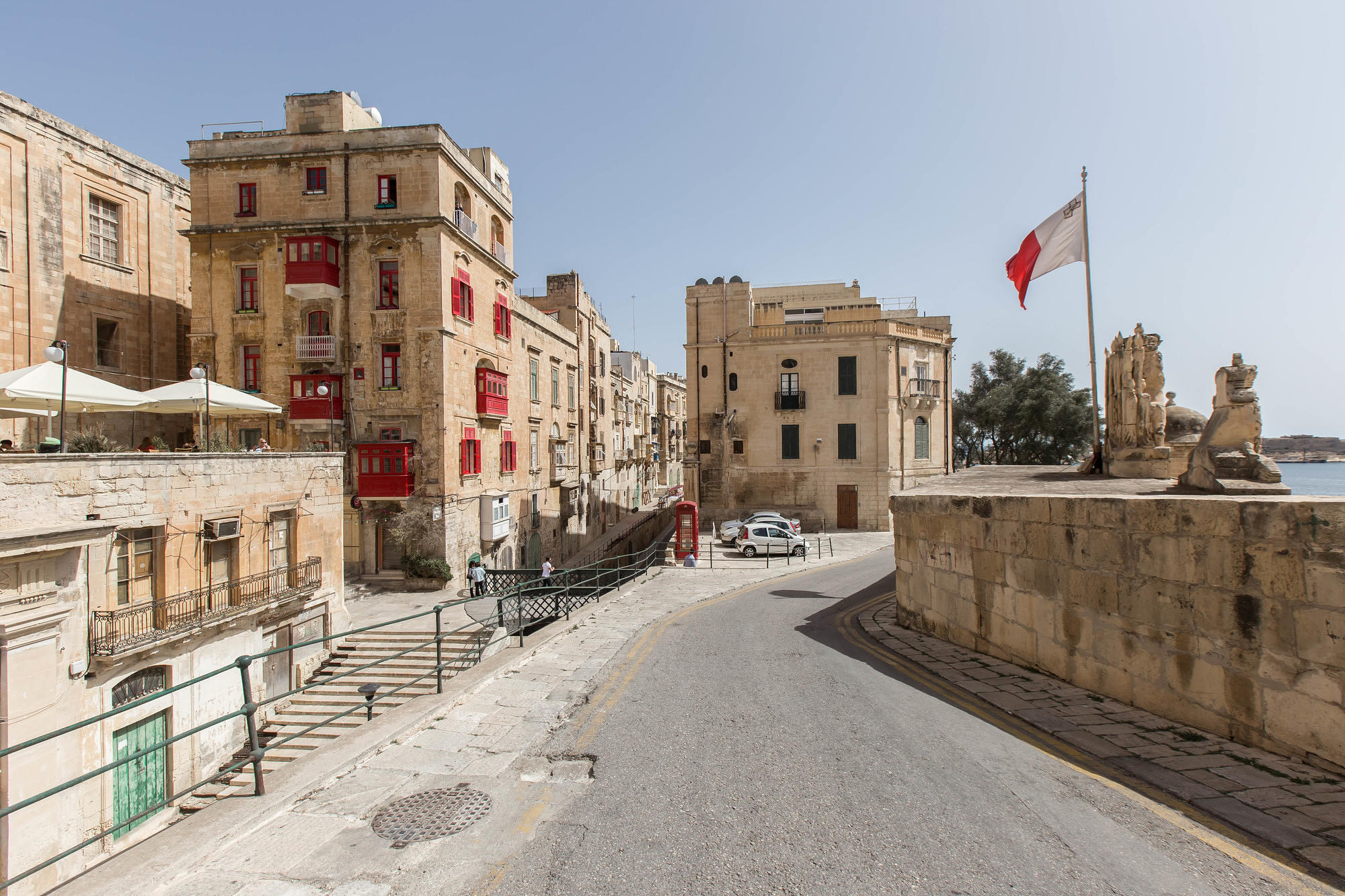 Grand Harbour Hotel, Malta