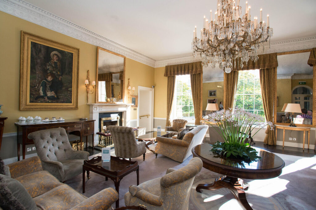 Drawing Rooms at The Merrion