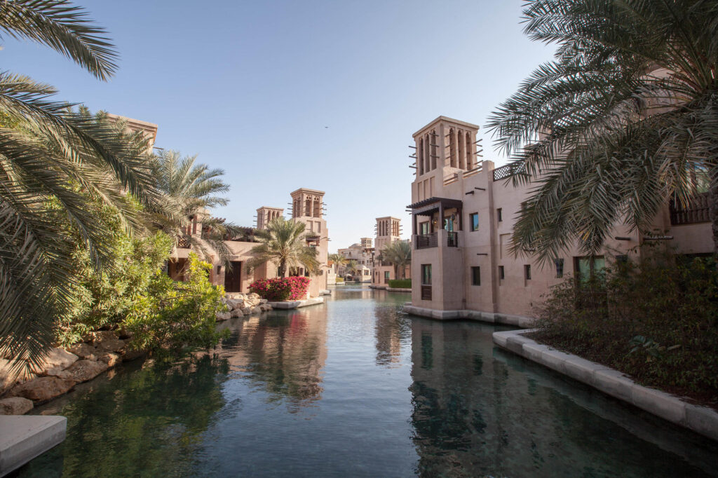 The Jumeirah Dar Al Masyaf at Madinat Jumeirah