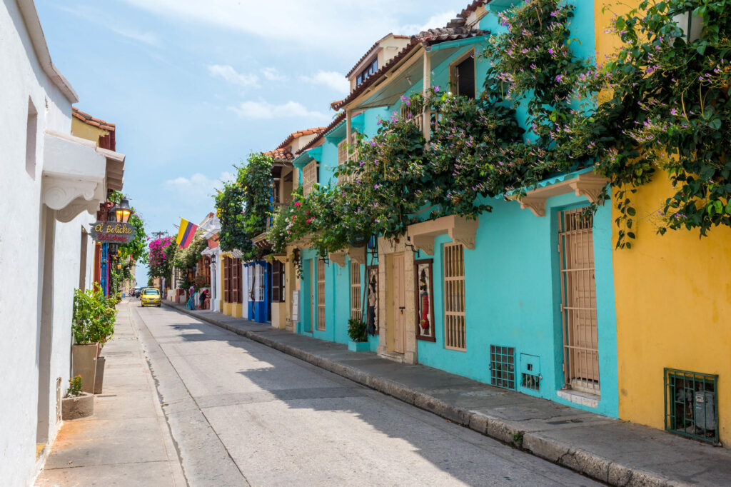 Walled City, Cartagena, Colombia