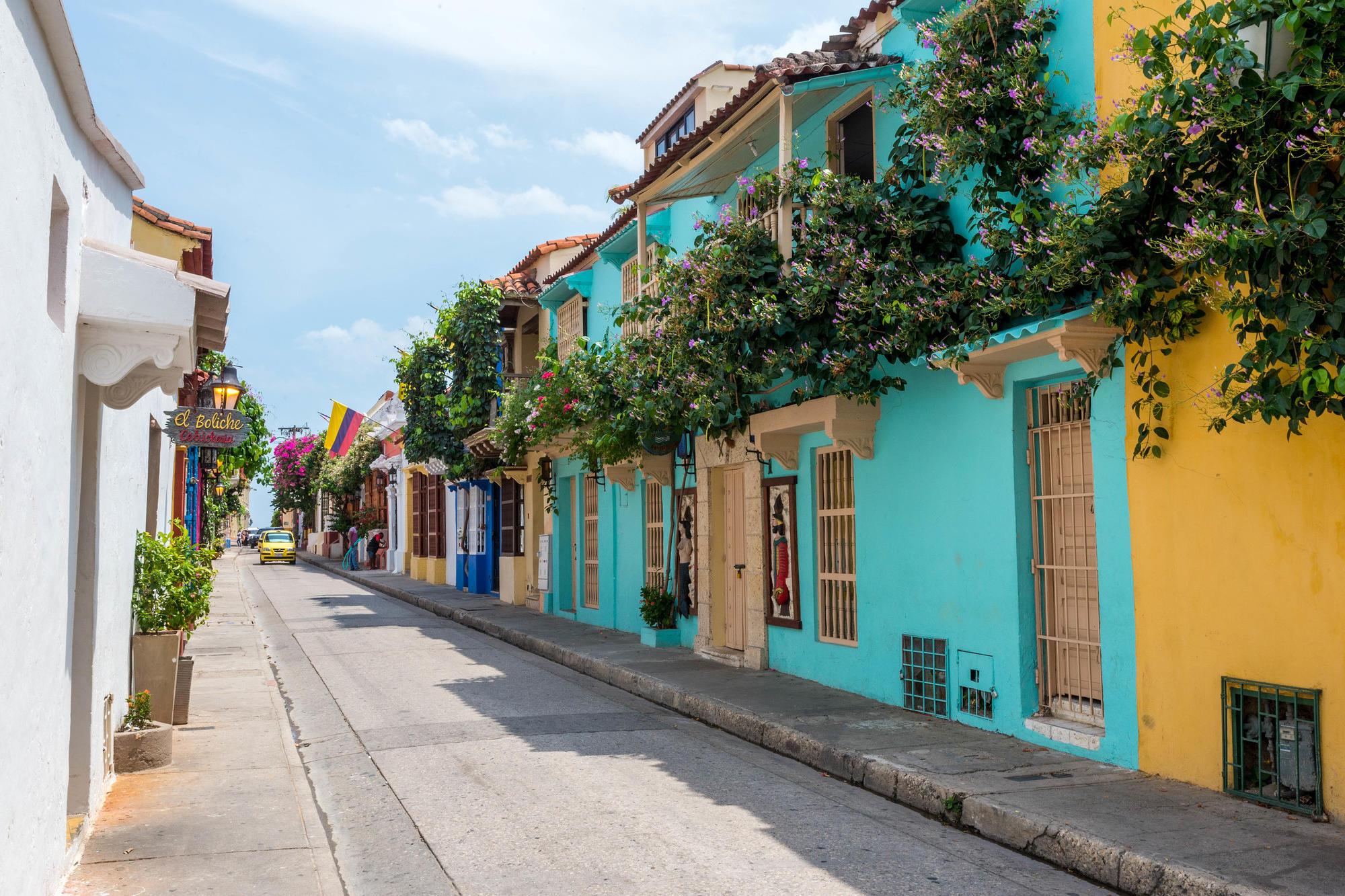 Walled City, Cartagena, Colombia