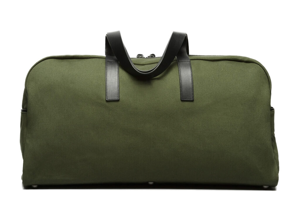 The Twill Weekender from Everlane