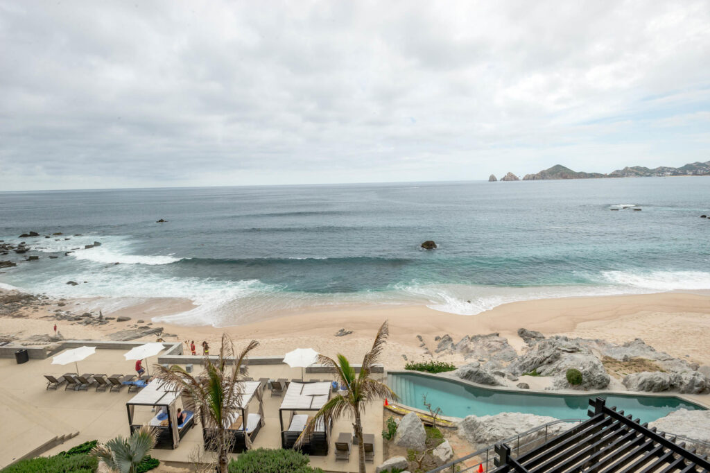 View from the 1 Bedroom Suite at The Cape, a Thompson Hotel
