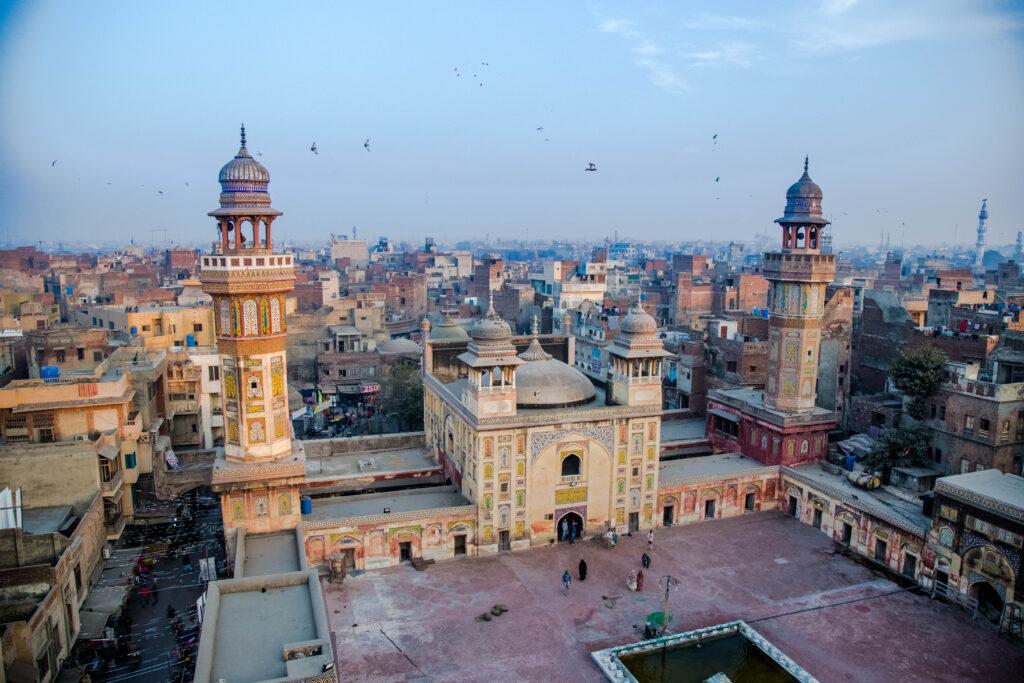 Wazir Mosque - Lahore, Pakistan