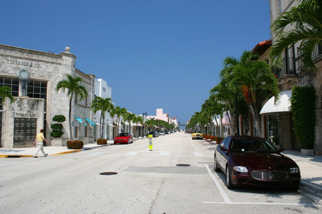 Worth Avenue, Palm Beach