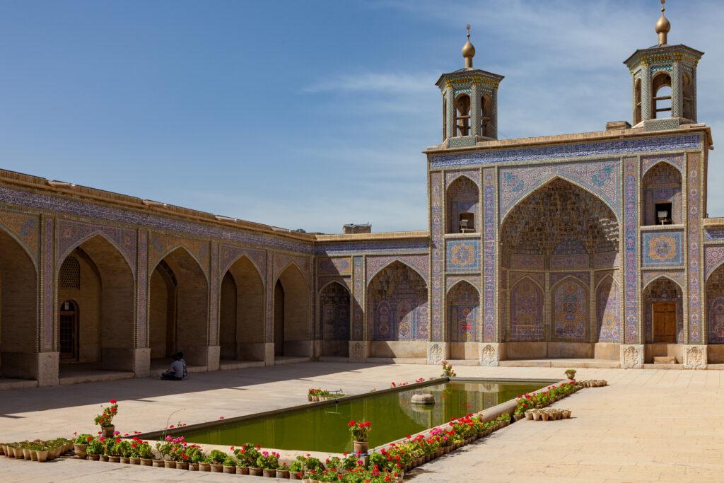 Shiraz, Iran Nasir-ol-molk Mosque