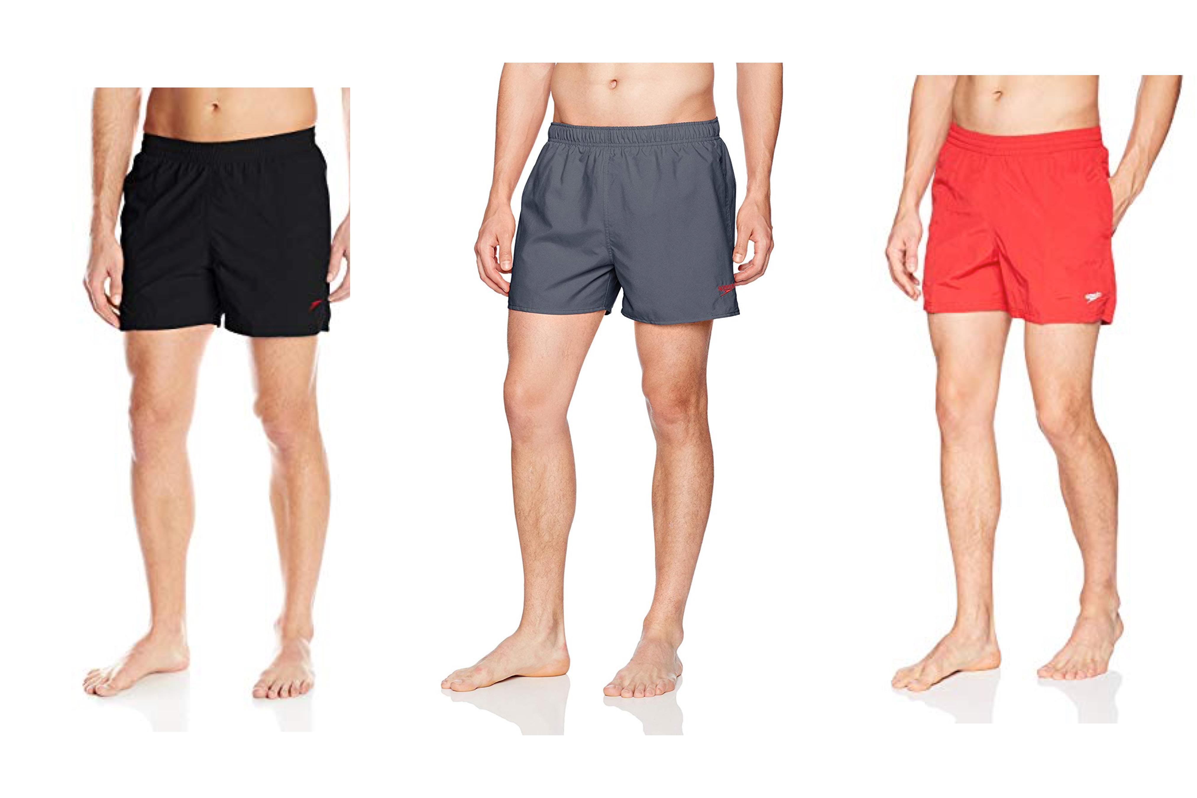 Speedo Men's Surf Runner Bathing Suit