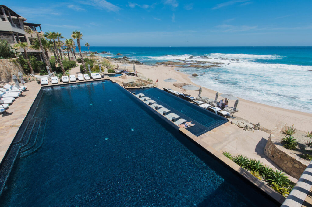 The Adult Pool at the Esperanza - Auberge Resorts Collection