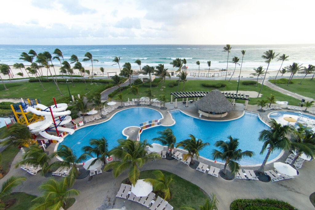 Aerial Photography at the Hard Rock Hotel & Casino Punta Cana