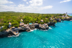 The Caves in Jamaica