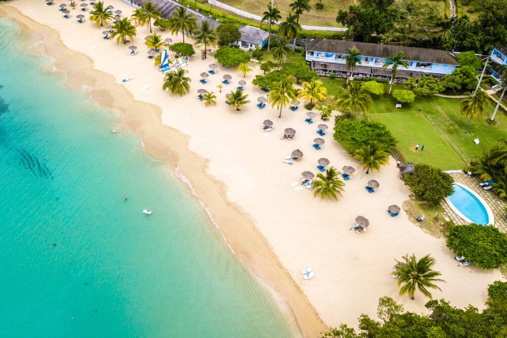 Aerial Photography at the Jamaica Inn