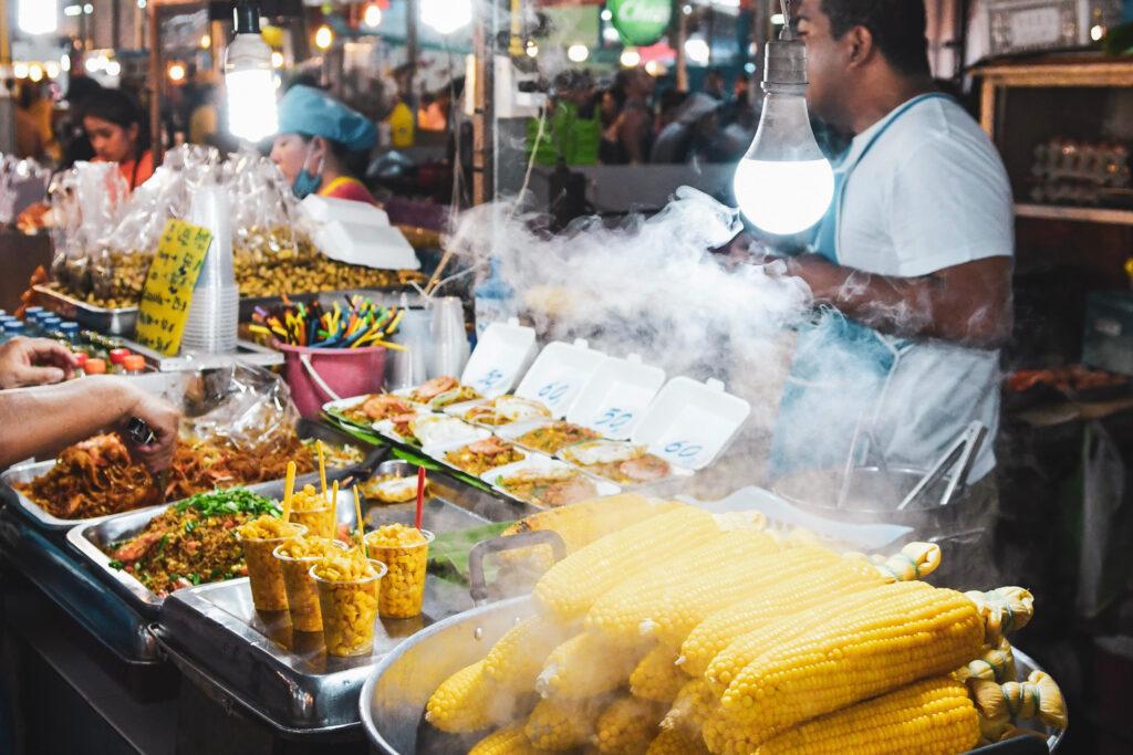 Market in Phuket