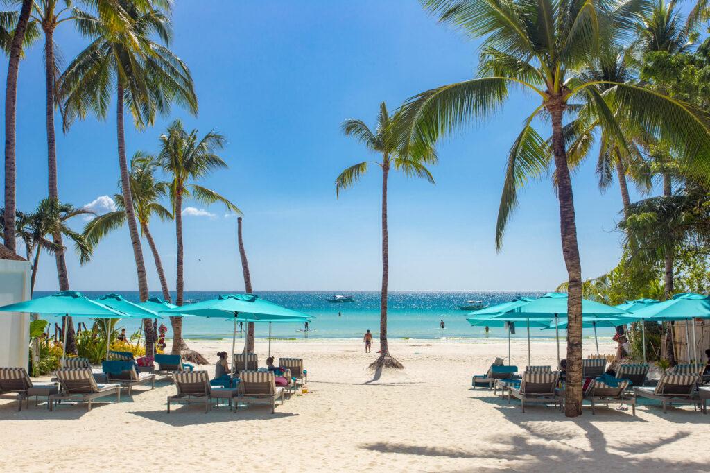 Beach at The Lind Boracay