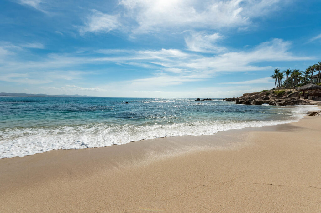 Beach at the One & Only Palmilla