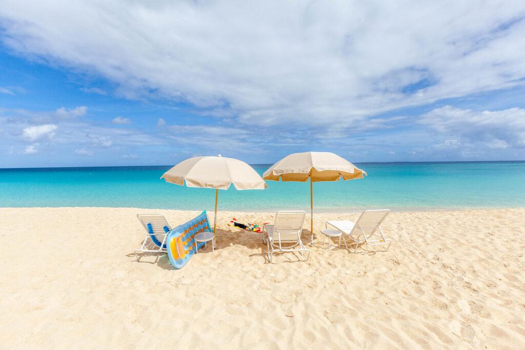 Beach at the Carimar Beach Club