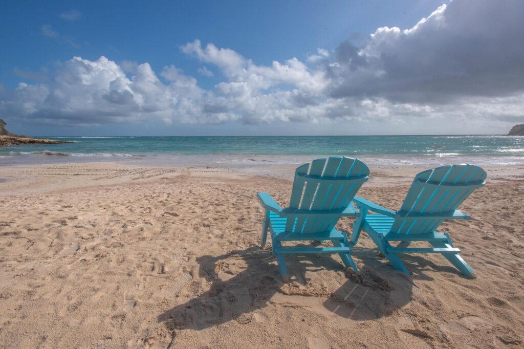 Beach at the Pineapple Beach Club Antigua