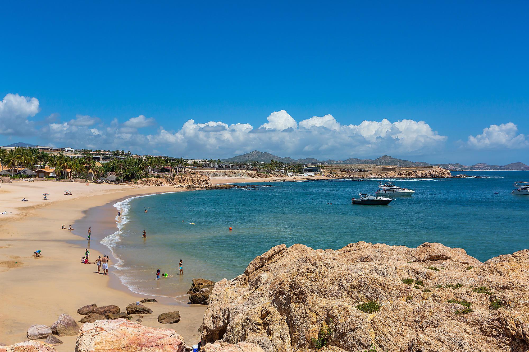 Chileno Bay Beach from Chileno Bay Resort & Residences