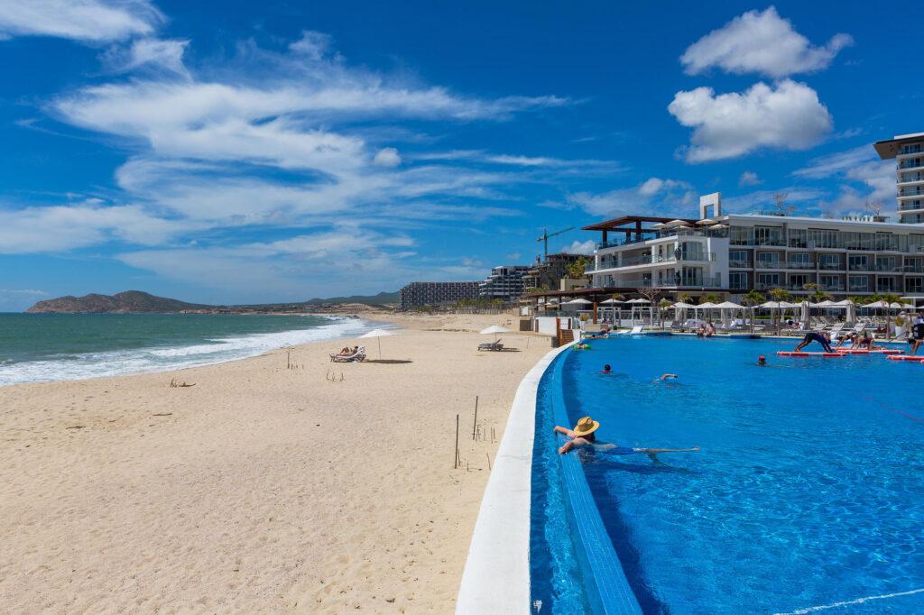 Beach at Le Blanc Spa Resort Los Cabos