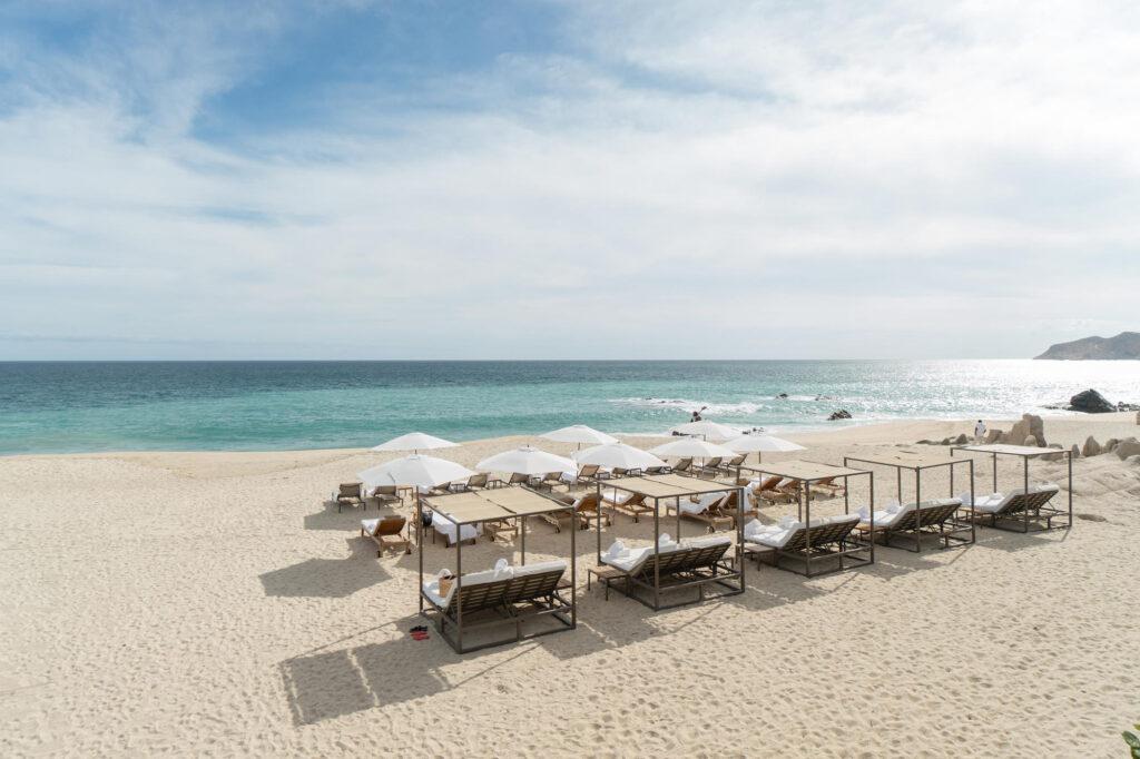Beach at the Grand Velas Los Cabos