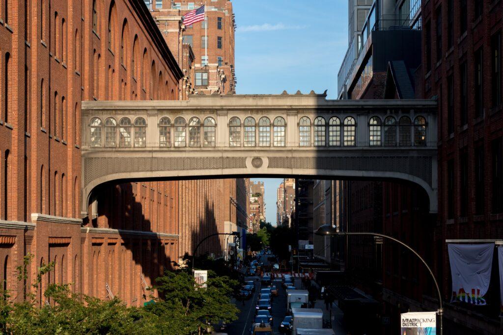 High line, Manhattan, USA