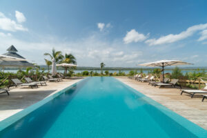 Excellence Club Pool at the Excellence Oyster Bay