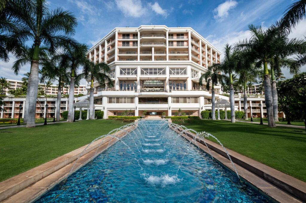 Grounds at the Grand Wailea - A Waldorf Astoria Resort