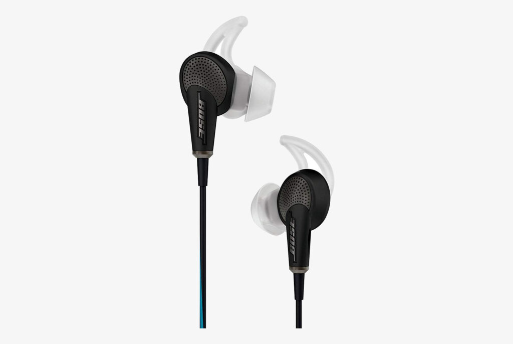 Bose QuietComfort 20 Acoustic Noise-Canceling Headphones