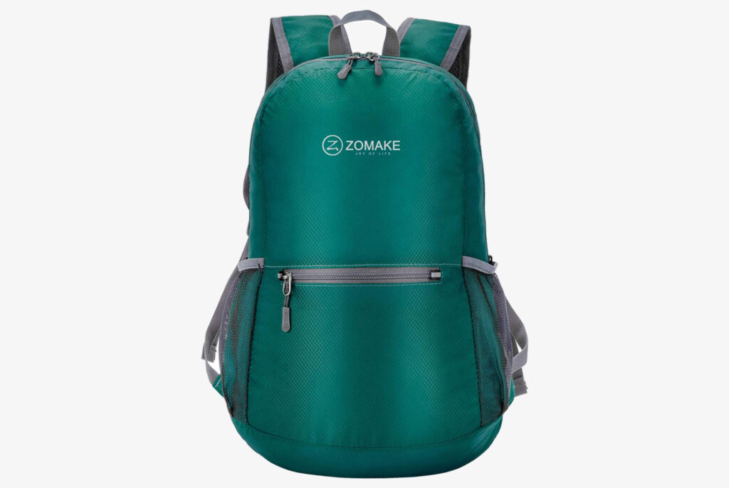 Zomake Packable Backpack