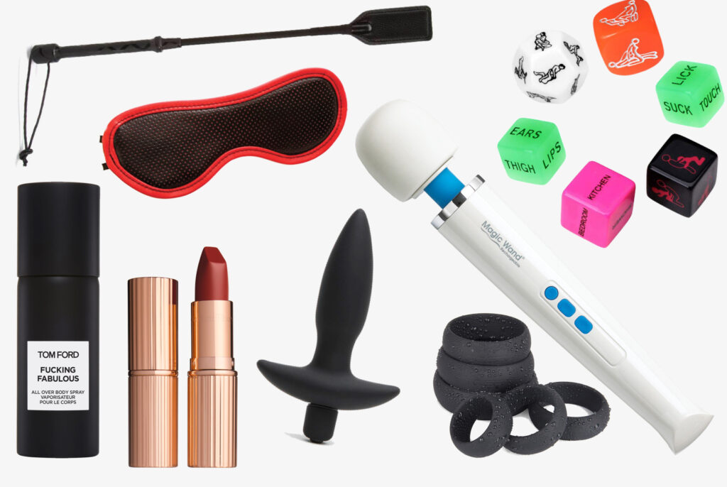 stocking stuffers for a sexy getaway
