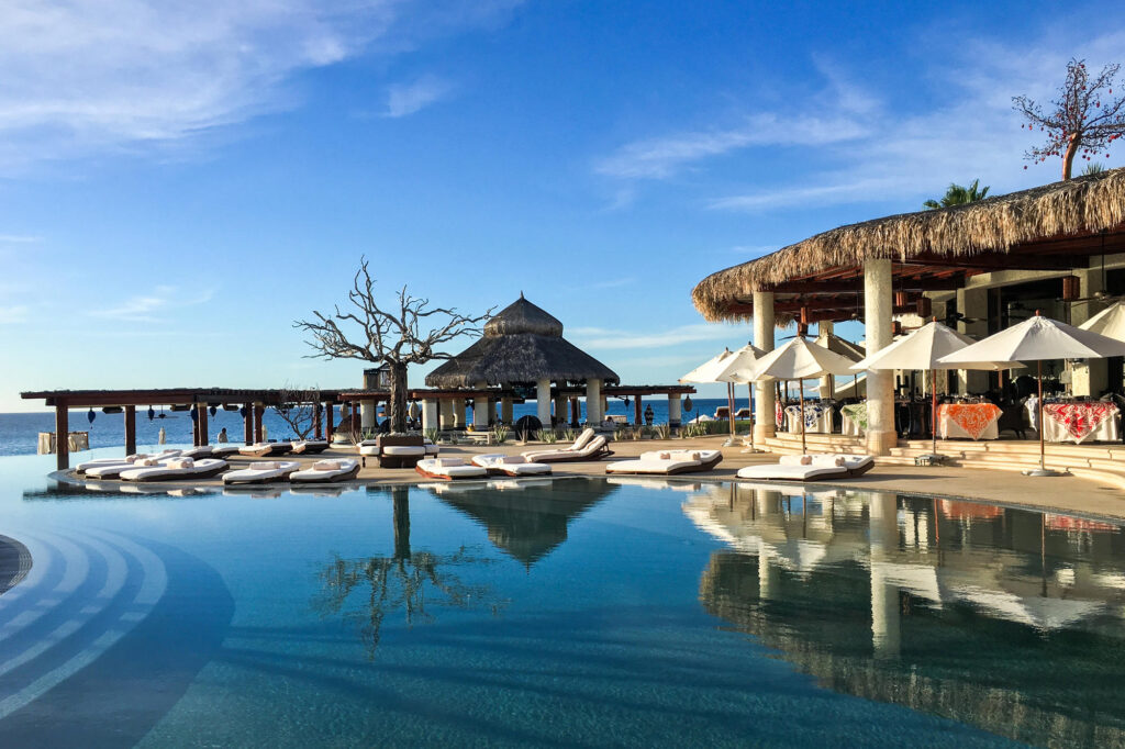 Pool at the Las Ventanas al Paraiso, A Rosewood Resort