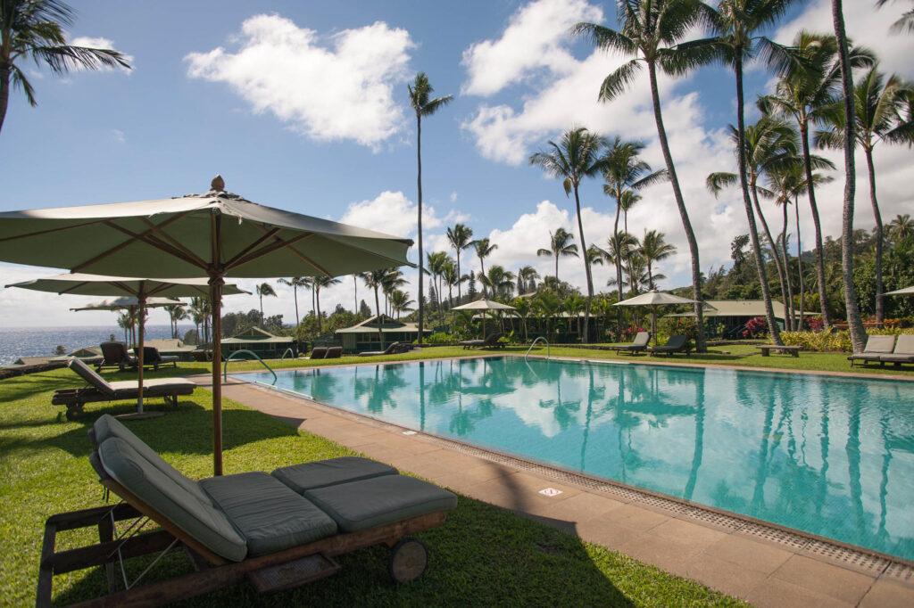 The Pool at the Travaasa Hana, Maui