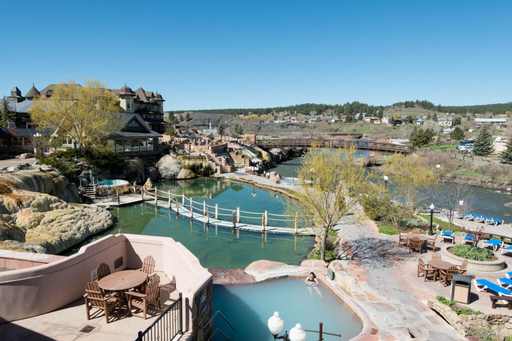 The Springs at The Springs Resort & Spa