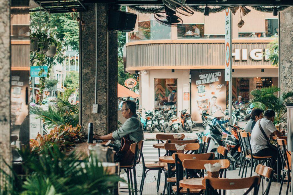 82 Cafe, Ho Chi Minh City , Vietnam