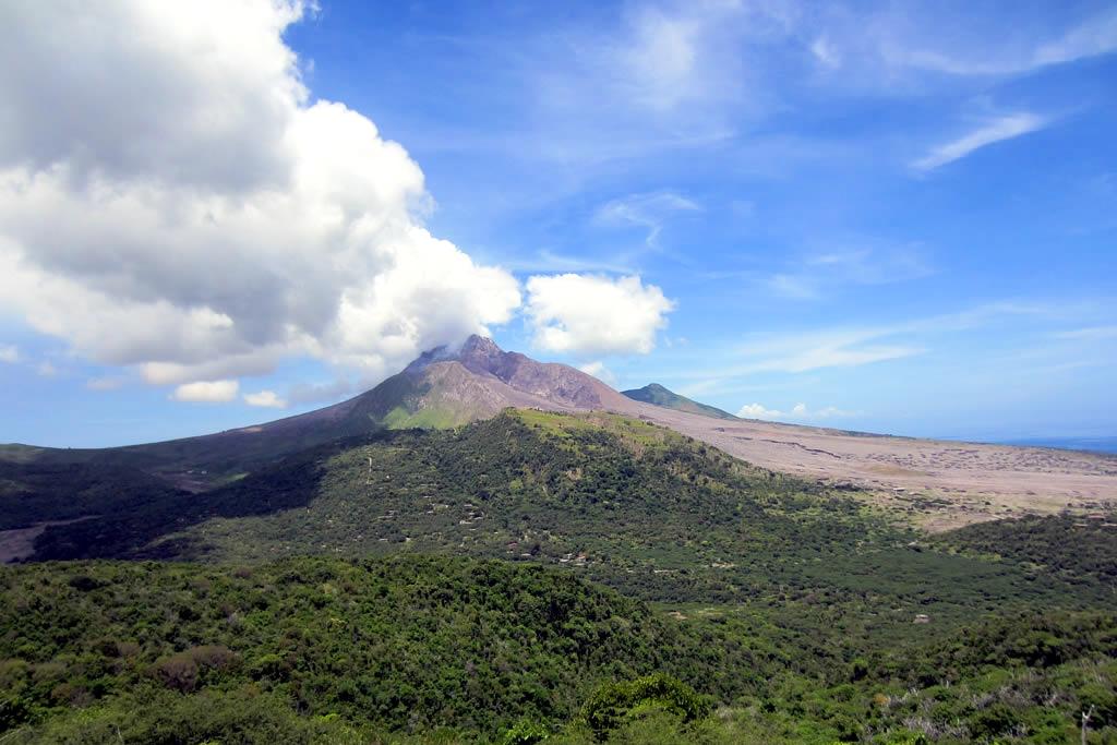 Soufriere Hills Volcano