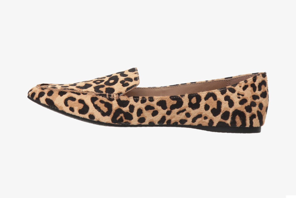 steve madden feather lafer flat