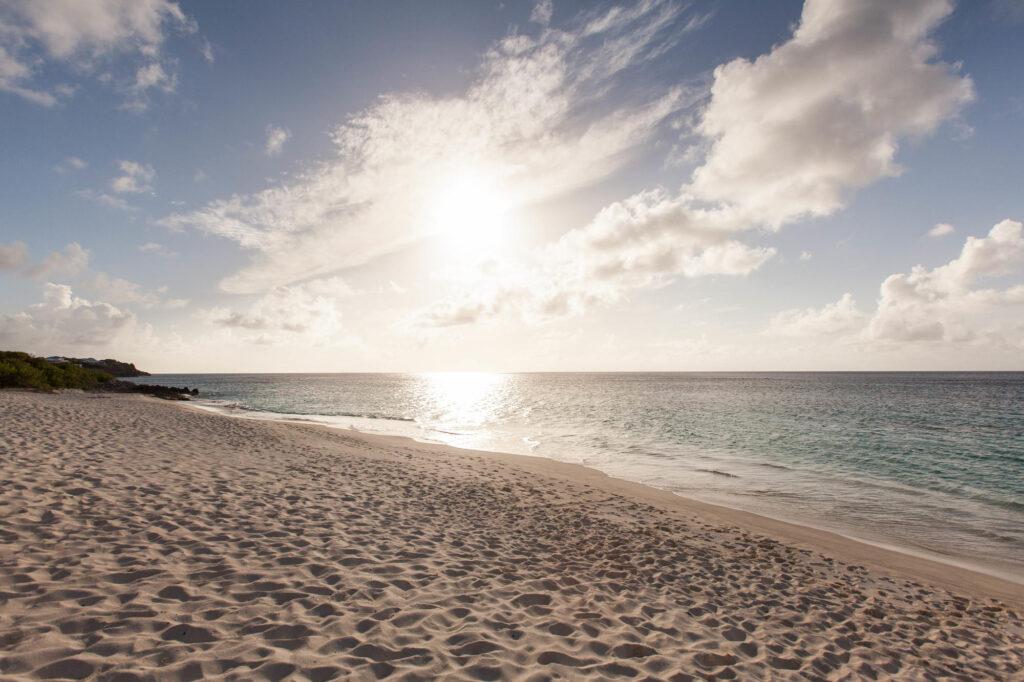 Beach at the Zemi Beach House, Resort & Spa