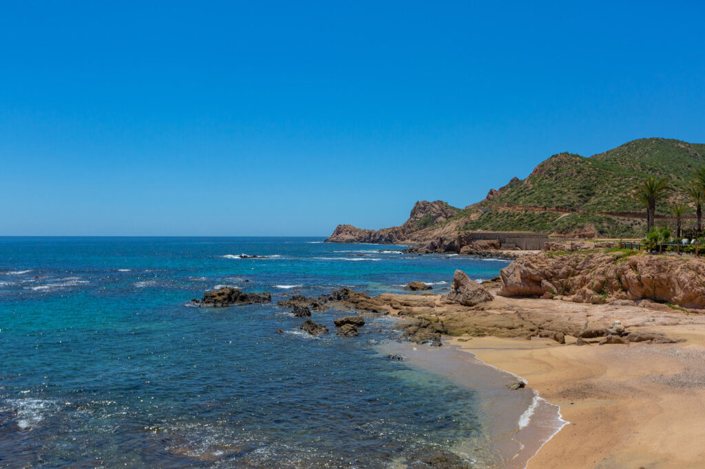 Beach at the Chileno Bay Resort & Residences, Auberge Resorts Collection
