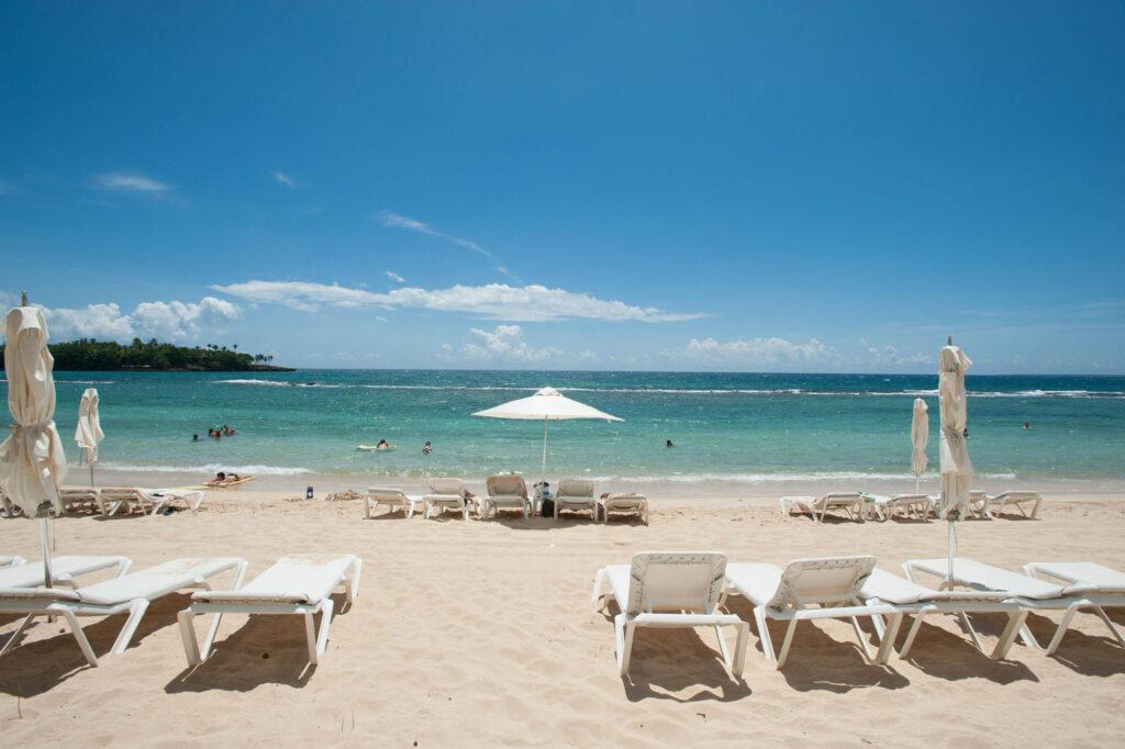 Beach at the Casa de Campo Resort & Villas