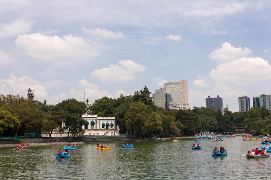 Bosque Chapultepec, Mexico City