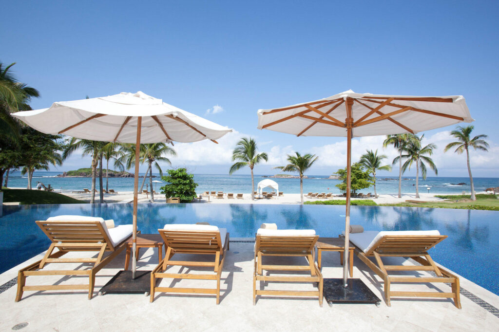 The Lounge Chairs at The St. Regis Punta Mita Resort
