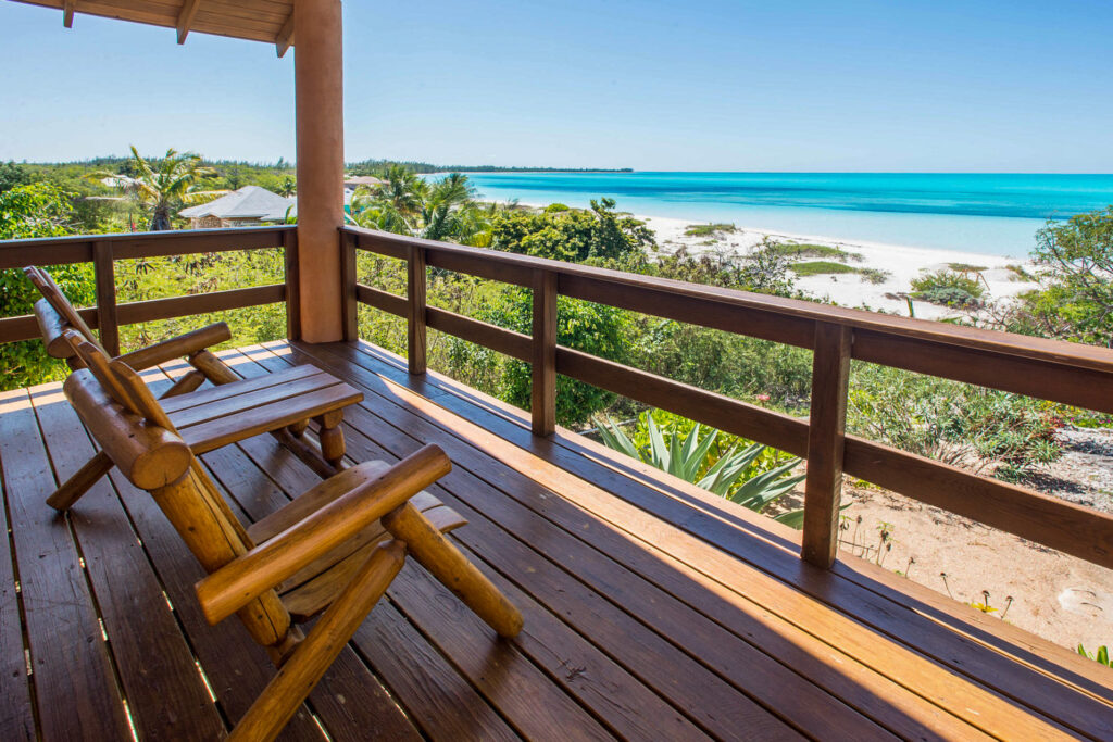 The Parrot Cabin at the Shannas Cove Resort