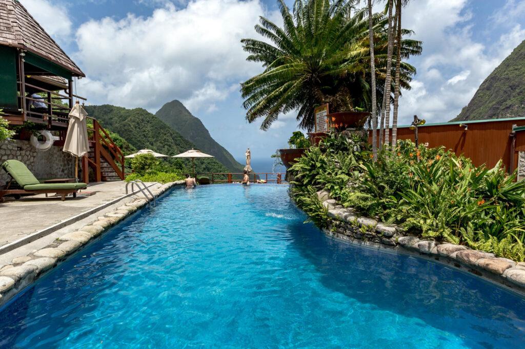 The Pool at the Ladera Resort