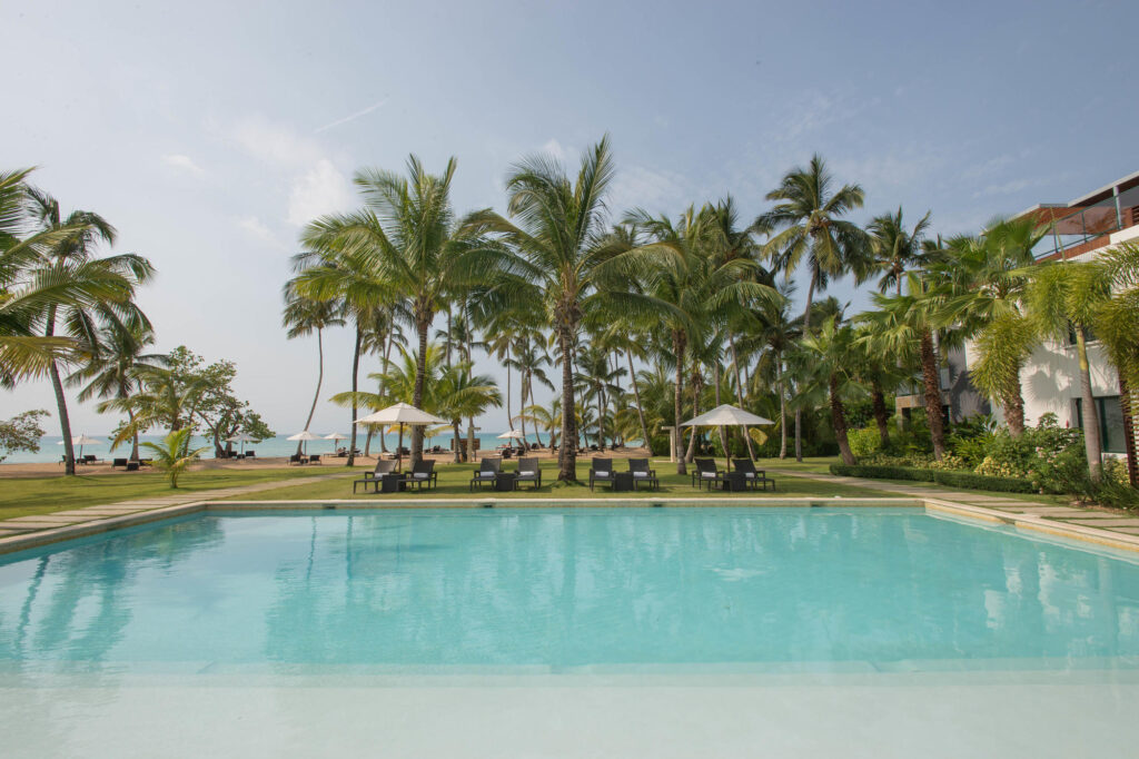 Pool at Sublime Samana Hotel & Residences