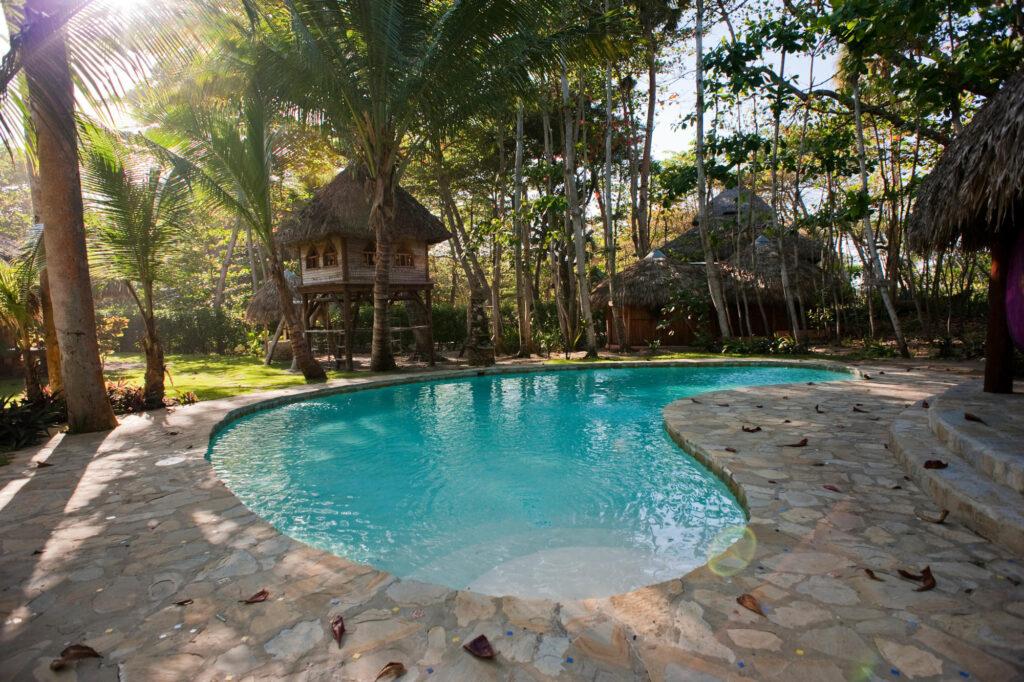 Pool at Natura Cabana Boutique Hotel & Spa