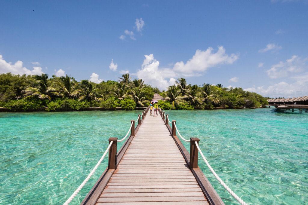 Shine Spa at the Sheraton Maldives Full Moon Resort & Spa