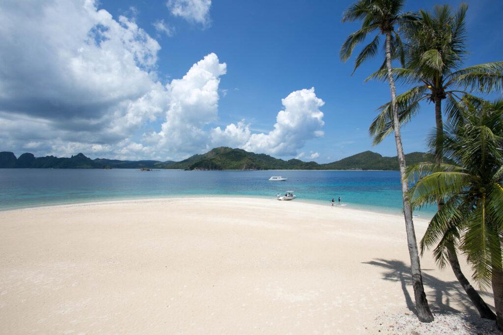 The El Nido Resorts Pangulasian Island