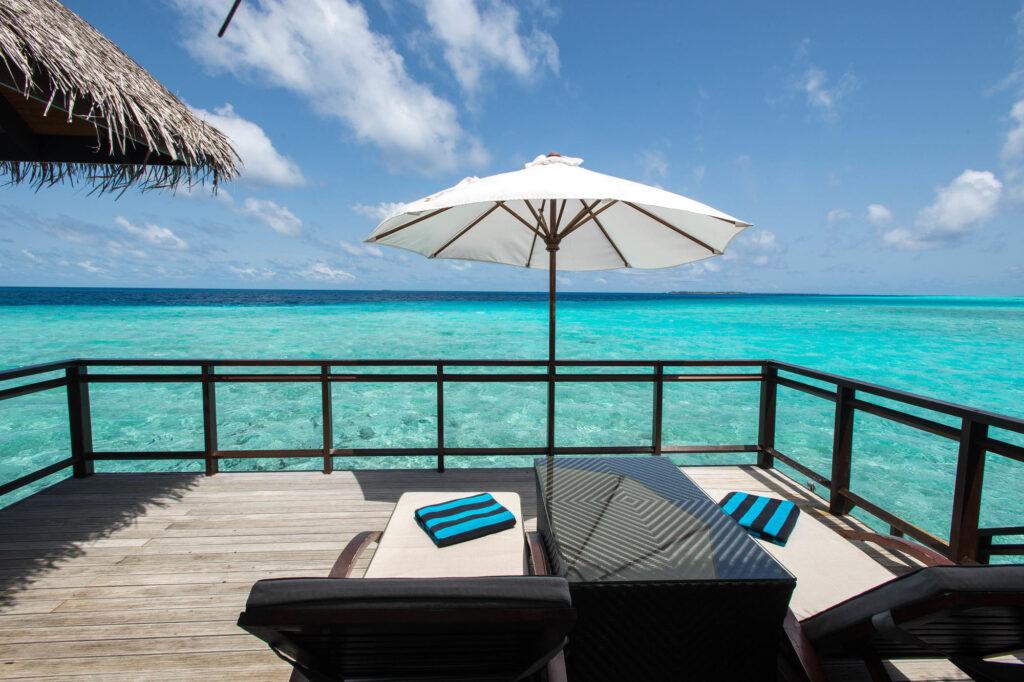 The Water Villa at the Velassaru Maldives